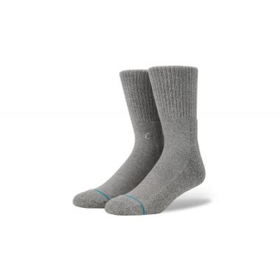 Stance Icon Grey Heather