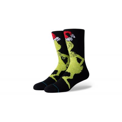 Stance Mr. Grinch Black