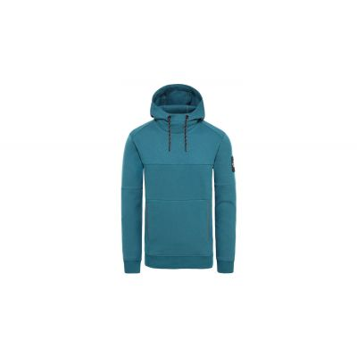 The North Face M Fine 2 Hoodie Blue Coral