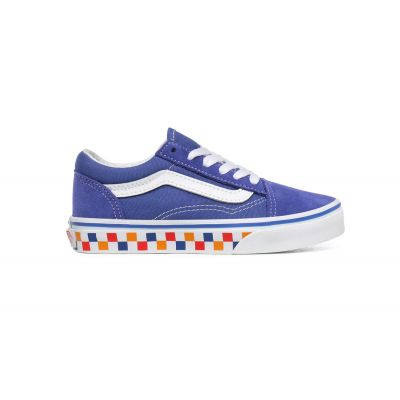 Vans Uy Old Skool (Tri Checkerbrd) Kids