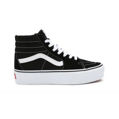 Vans UA SK8-Hi Platform 2 Black True White
