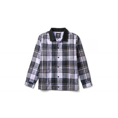 Vans X Anderson Paak Plaid Reversible chore coat MN