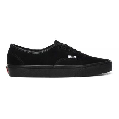 Vans Ua Authentic (Pig Suede) Black/Black