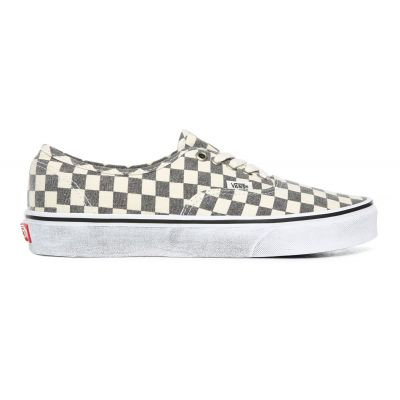Vans Ua Authentic (Washed) Asphalt/True Wht