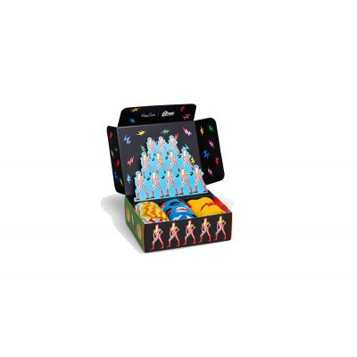 Happy Socks Bowie Gift Box 3-Pack